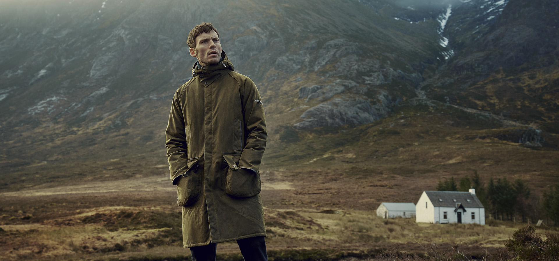(Barbour) gold standard aw20