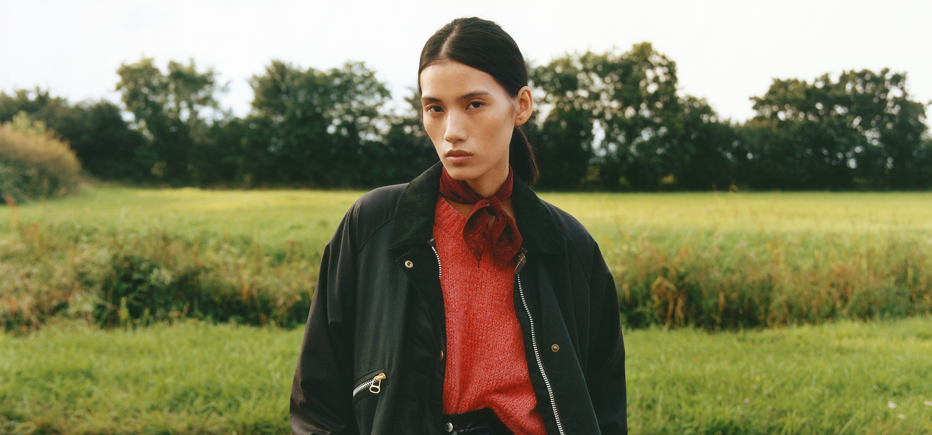 (Barbour) Barbour By ALEXACHUNG AW21