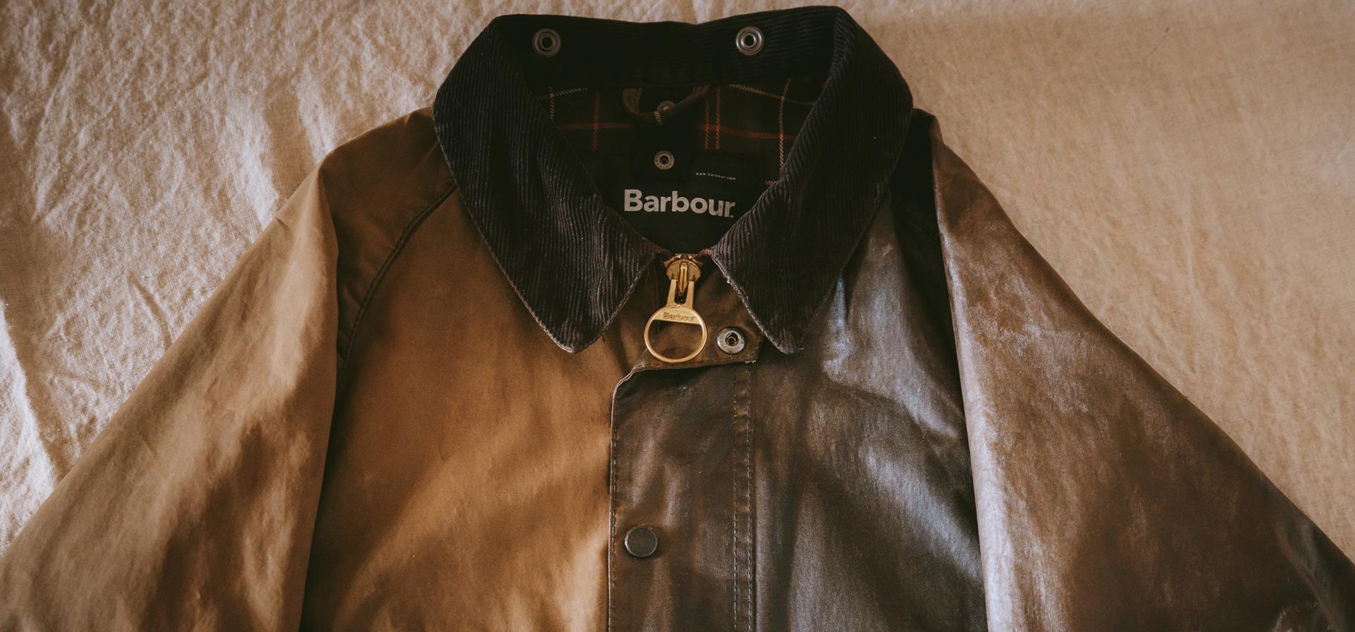 (Barbour) rewaxing classic 6oz wax