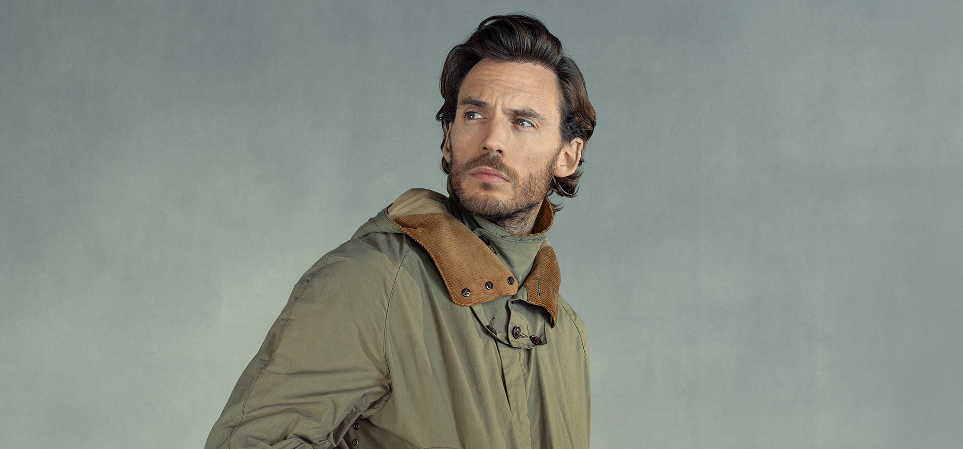 (Barbour) Barbour Gold Standard SS21