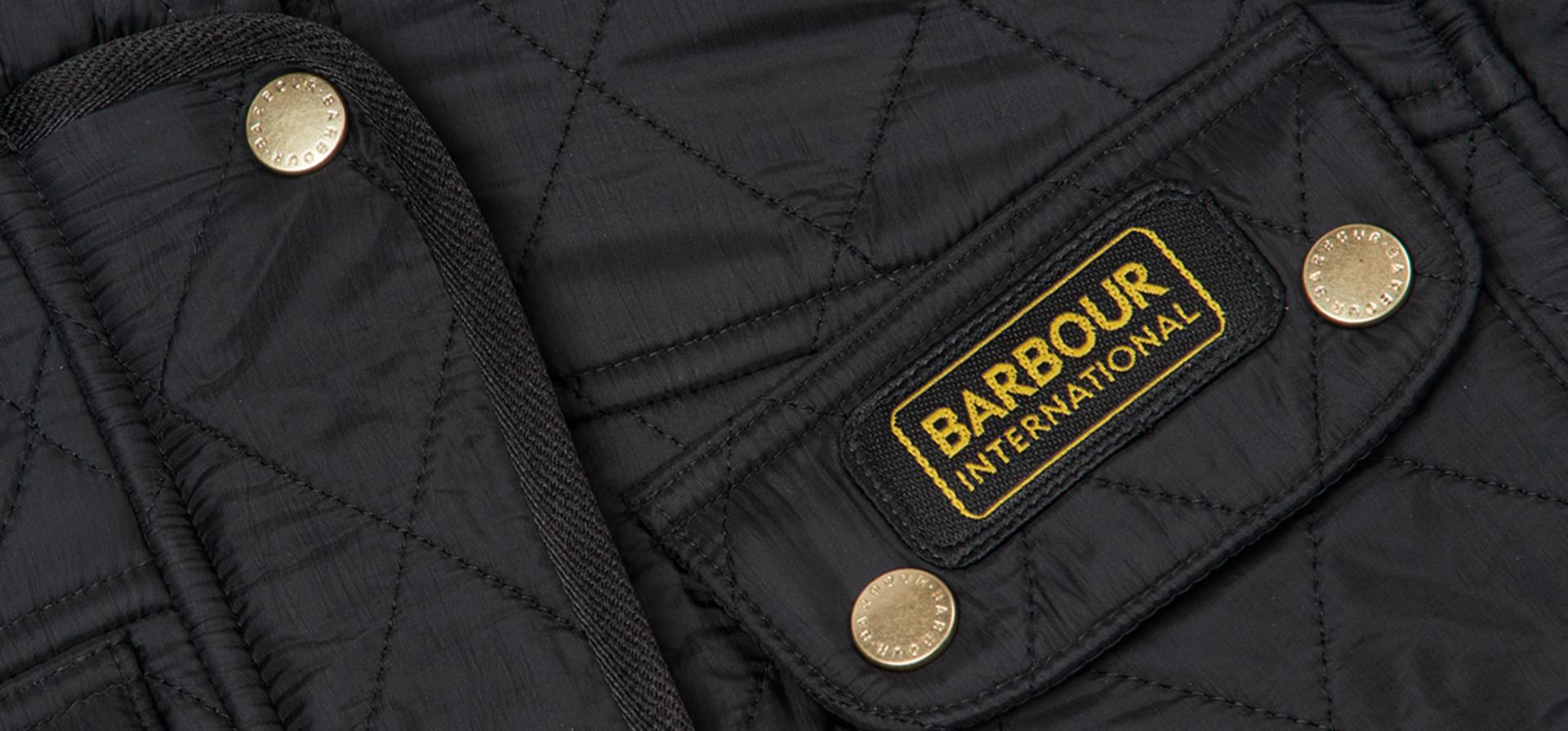 (Barbour) Badge of An Original