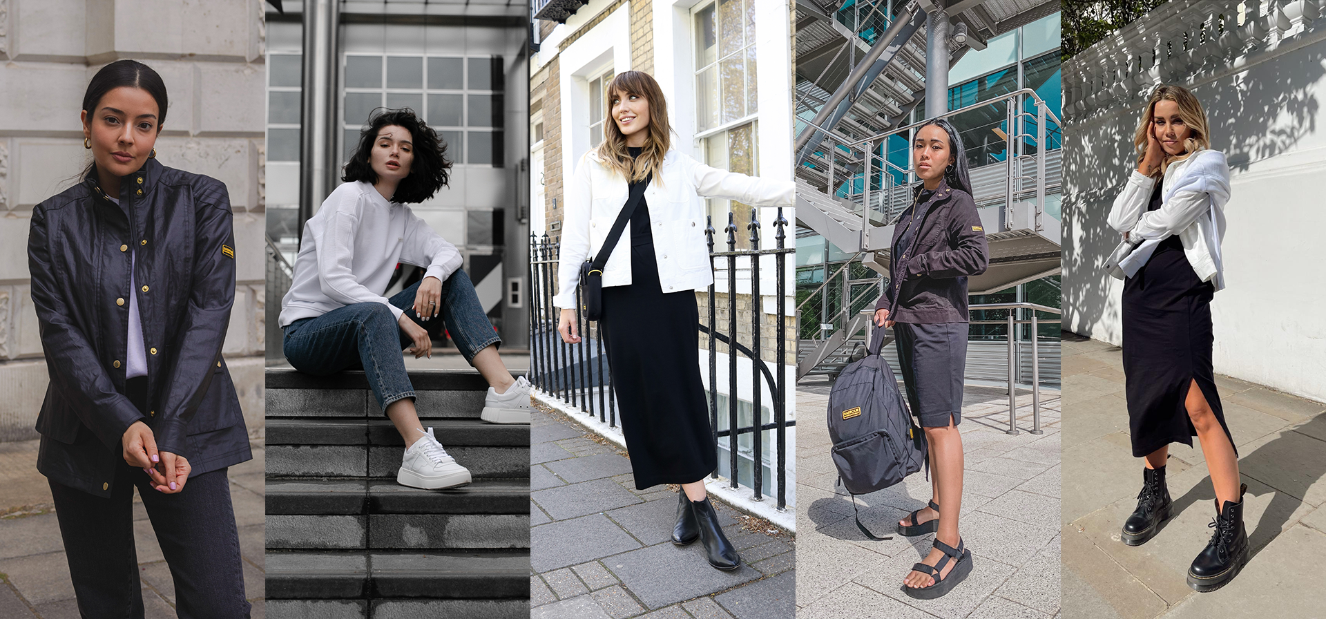 (Barbour) B.Intl Preview AW21 Womenswear Collection